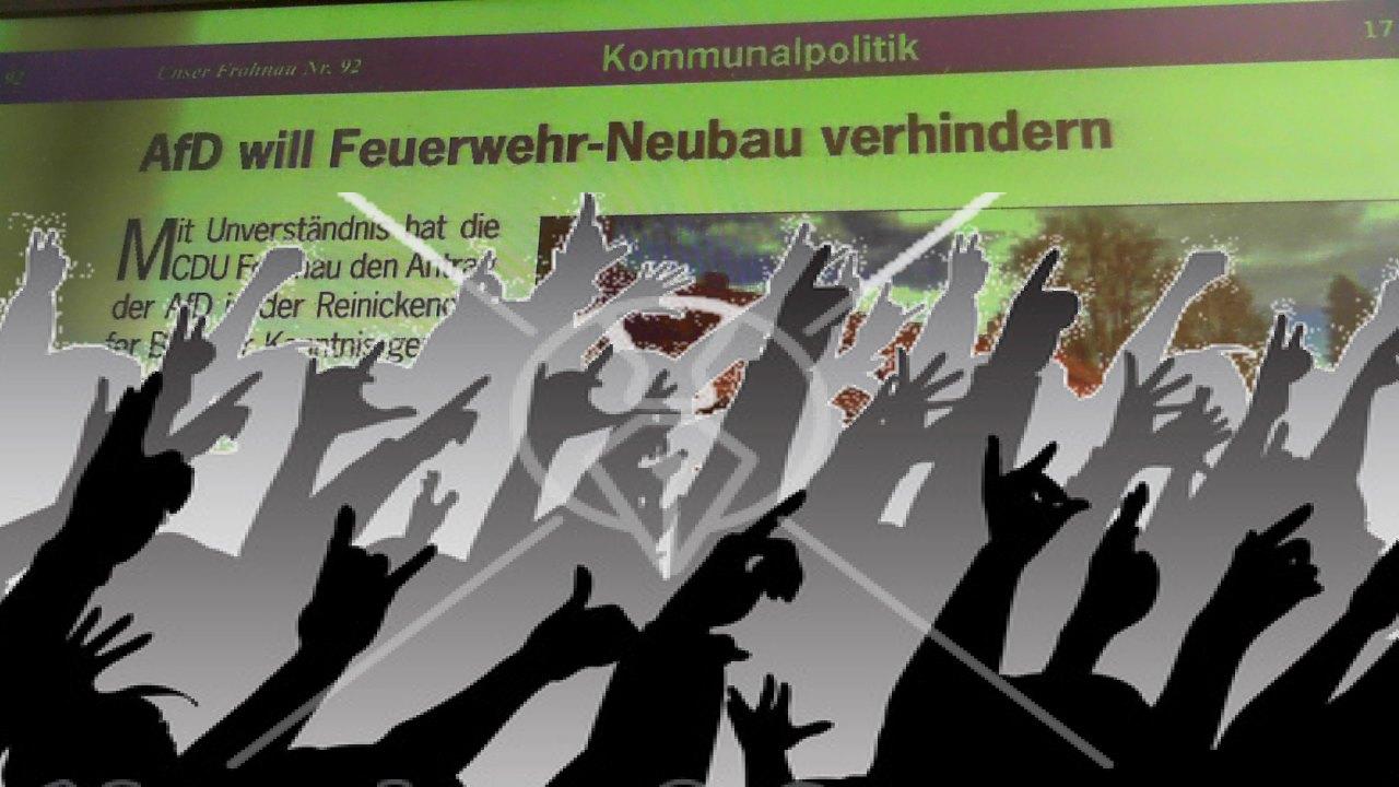"""""""Unser Frohnau"""" verunglimpft AfD-Fraktion vorsätzlich"""