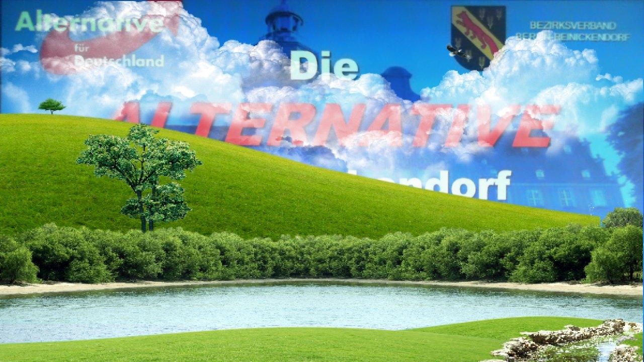 Rettung der Kleingartenkolonie Pankower Allee!