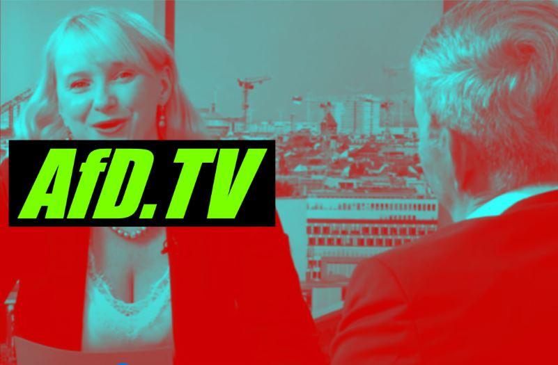 Rolf Wiedenhaupt persönlich! Im Interview mit Jana Karp von AfD.tv